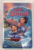 Walt Disney Home Entertainment Pictures Presents - Lilo & Stitch - VHS 23988
