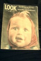 vintage 1945 look magazine september end wwII, free shipping