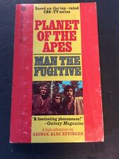 Planet Of The Apes: Man The Fugitive by George Alec Effinger