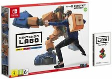 Nintendo Labo Robot Kit Toy-Con 02 | Nintendo Switch New (5)