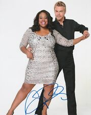 "AMBER RILEY AUTOGRAPH SIGNED 10""X 8""   PHOTO COA -"