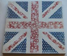 5 fogli di carta 12x12 Scrapbooking * Union Jack di Fiori Design