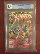 The Uncanny X-Men #166 (Feb 1983, Marvel) CGC 9.4, First Lockheed the Dragon