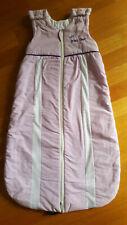 Odenwälder Gr.90 cm Schlafsack Prima Klima pink