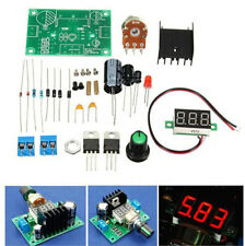 LM317 Digital Display Adjustable Regulated Power Supply              U.S. Seller