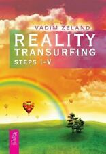 Reality Transurfing. Steps I-V by Vadim Zeland (2016, Paperback)