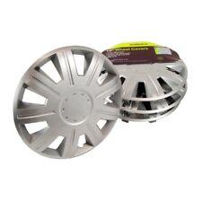 "Sakura Victory 13 Inch Wheel Trim Set Silver Set of 4 Hub Caps Covers 13"" Trims"