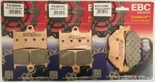 EBC FRONT and REAR Disc Brake Pads for YAMAHA XT1200 SUPER TENERE (2010 to 2018)