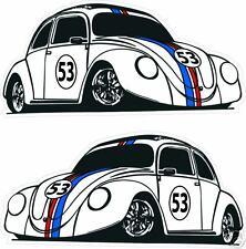 Herbie (Decals x4)