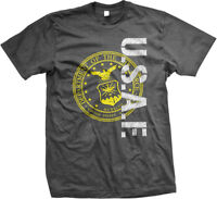 U.S.A.F. - United States Of America Air Force Seal Support Troops Mens T-Shirt