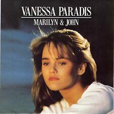 VANESSA PARADIS MARILYN & JOHN / SOLDAT FRENCH 45 SINGLE