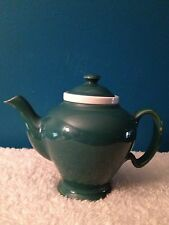 McCormick Tea Co. Green 3-Cup Tea Pot & Lid w/Infuser