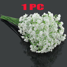 144pcs Artificial Flowers Mini Foam Roses with stem Wedding Bouquet party Makeup