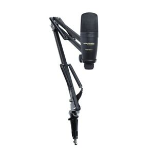 Marantz Professional Pod Pack 1 USB Microphone With Broadcast Stand Cable Kit