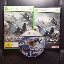 Ace Combat 6 Fires of Liberation (Microsoft Xbox 360, 2007) Xbox 360 Game