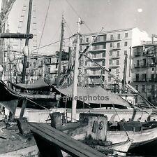 PALERME c. 1950 - Le Port Italie Sicile - DIV 3049