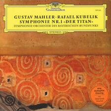 Mahler / Kubelik / S - Synphony No 1 the Titan [New Vinyl LP]