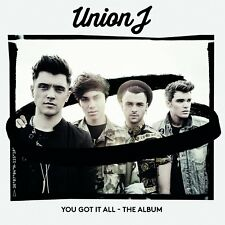 UNION J YOU GOT IT ALL CD NEU
