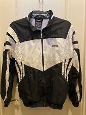 Vintage Adidas Full Zip Windbreaker Jacket - Size M