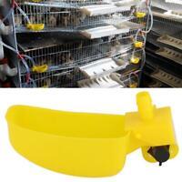 12 pezzi / Kit abbeveratoio acqua distributore allevamento pollame polli galline