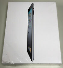 NEW Sealed Apple iPad 2 32GB 3G Unlocked GSM Black MD066LL/A A1396 iOS 4 Vintage