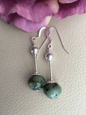 Handmade Turquoise Sterling Silver Fine Jewellery