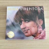 Mina _ Strepitosa _ CD Album + Bonus Track _ 2014 Smi _ NUOVO SIGILLATO _ RARO