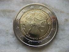 GRECIA 2010 2 EURO FDC UNC 2500 ANNI BATTAGLIA DI MARATONA  GREECE GRIECHENLAND