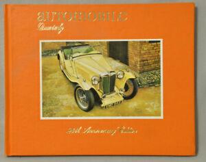 Automobile Quarterly  Volume 20 # 4 1982  MG  MGA  Cadillac v16