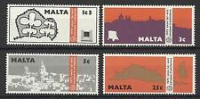 MALTA QE11 1975 HERITAGE YEAR SET MINT