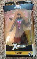 Marvel Legends Gambit Caliban BAF