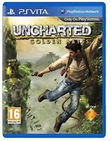 PlayStation Vita Game:Uncharted: Golden Abyss (PS Vita) SUPER FAST DELIVERY