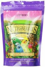 Lafeber SUNNY ORCHARD Nutri-Berries PARROT Food 10 oz Nutritious 4/21  Fruit