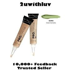 LA GIRL PRO CONCEAL CONCEALER GREEN CORRECTOR GC992 AUTH U.S. -AUTHORISED SELLER