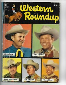 Western Round Up  #1