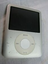 Apple iPod nano 3rd Generation 4GB gray A1236 MP3 Player ++94 Songs