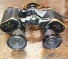 Vintage WW1 Hensoldt Wetzler German Binoculars with Case