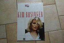 Kim Basinger Kalender 1995 - ovp in Folie - 42,5 x 29,5 cm Posterkalender