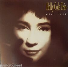Holly Cole Trio - Girl Talk (CD 1990 Alert) VG++ 9/10