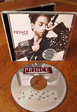 PRINCE - THE HITS 1 RARE ORIGINAL ISSUE COMPILATION CD