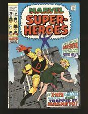 Marvel Super-Heroes # 24 NM- Cond.