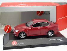 J Collection 1/43 - Lexus IS 220 D 2008 Rouge