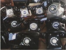 "*Postcard-""Old Rotary Telephones""   ...Classic /Picture/ (T7)"