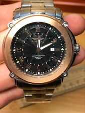 Invicta 6966 Men's Chronograph Watch Date Runs 330ft