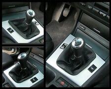 Pomo de palanca de cambio de piel iluminado + funda BMW E30 E36 E46 E32