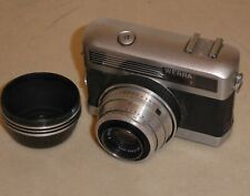 WERRA 1 , CLASSIC GERMAN 35mm MID CENTURY FILM CAMERA , ZEISS TESSAR 50mm f2.8