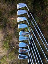 Ben Hogan Apex Redline Blade Irons 2-E Apex 4 Shafts - Very good condition