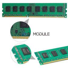 4GB PC3-12800 DDR3 1600MHz 240Pin 1.5V CL11 4G RAM DIMM Desktop Computer Memory