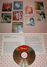 Lotto 9 CD - IL DIZIONARIO DEL ROCK - COUNTRY, SOUL e FOLK LIVE - CURCIO EDITORE