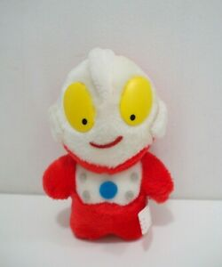 "Ultraman Sophie Zoffy Banpresto 6"" Plush 1992 Stuffed Toy Doll Japan"